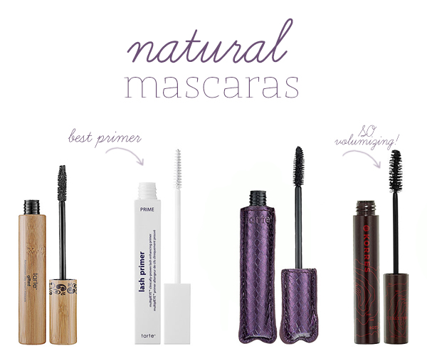 natural mascaras via http://withach.cp,