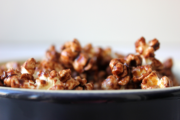 chocolate popcorn | via withach.com