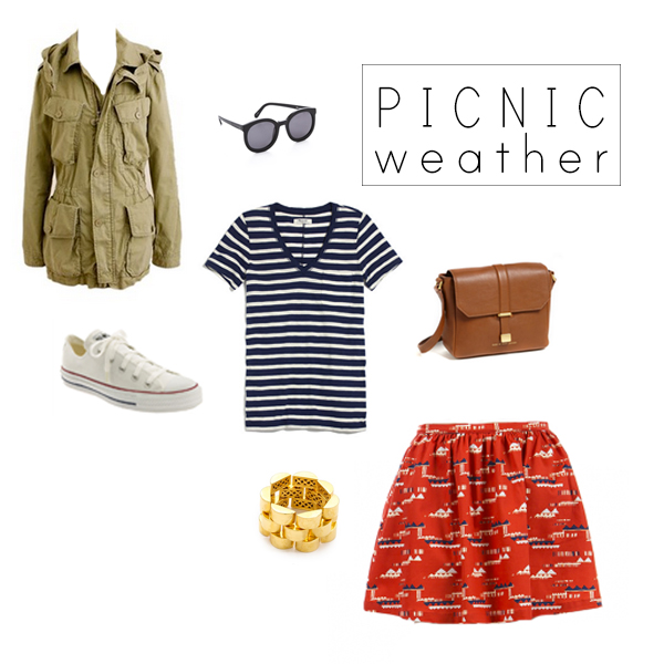 picnic weather | via withach.com