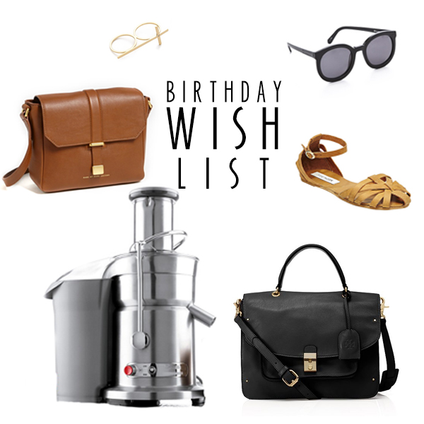 birthday wish list | via withach.com