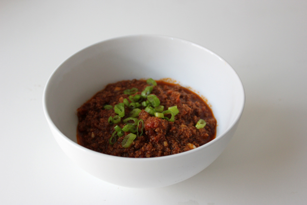 basic awesome chili || withach.com