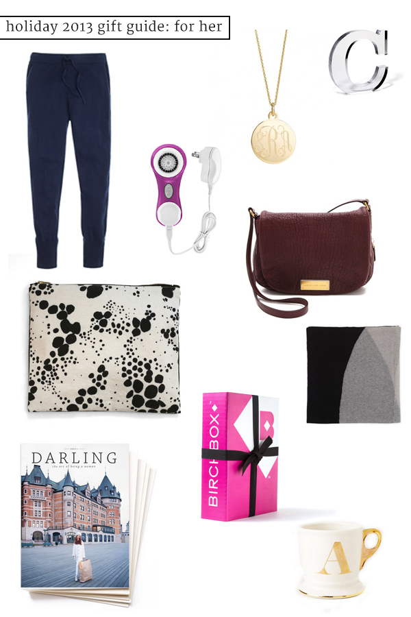 gift guide for her | via withach.com