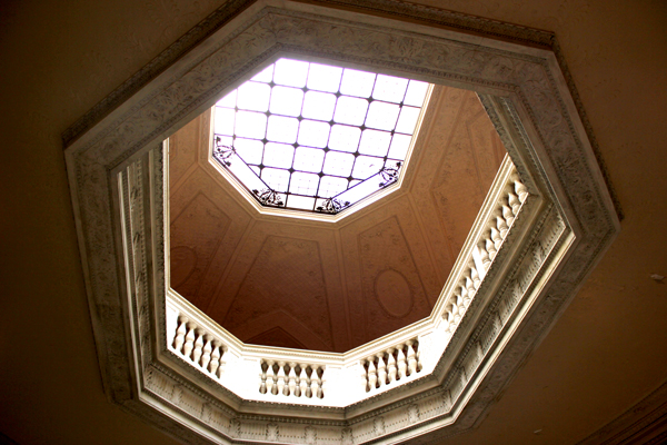 vanderbilt mansion hyde park skylight