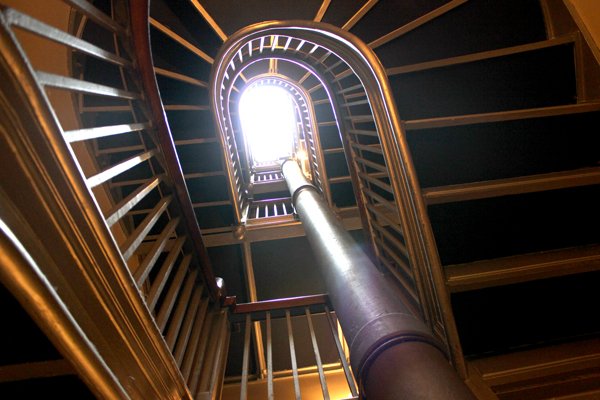 vanderbilt mansion hyde park ny servants staircase